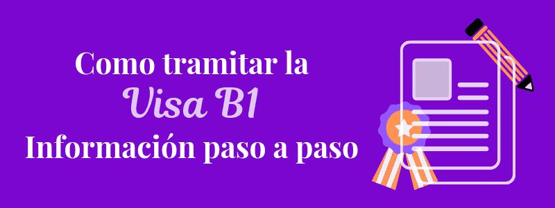 Visa B1