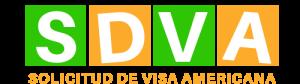Logo de Solicitud de Visa Americana